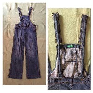 United Colors Of Benetton overalls, zip off bib